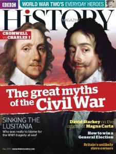 BBC History Magazine 2015-05