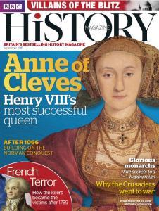 BBC History Magazine 2015-09
