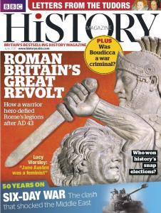 BBC History Magazine 2017-06