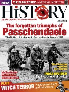BBC History Magazine 2017-08