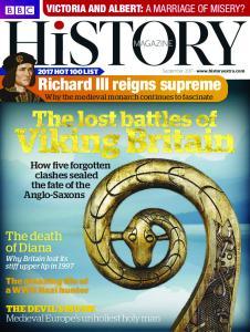 BBC History Magazine 2017-09