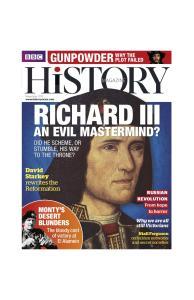 BBC History Magazine 2017-11