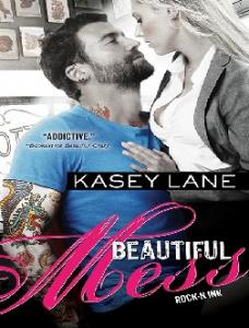 Beautiful Mess - Kasey Lane(ang.)