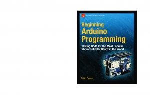 Beginning Arduino By Brian Evans