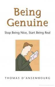 Being Genuine - Stop Being Nice Start Being Real OCsCB3xHmygC
