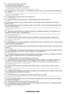 Bibel Deutsch German language