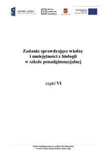 biologia 6