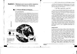 Biologia, Rozdz.3