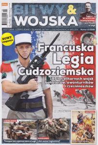 Bitwy & Wojska (Legia Cudzoziemska)- N 2, 2016
