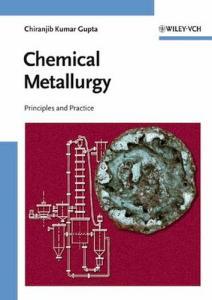 Blacksmith - Chemical Metallurgy - Principles And Practice