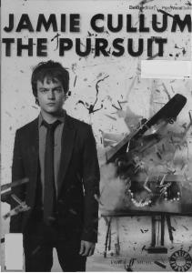 BOOK Jamie Cullum - The Pursuit pvg101