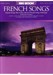 Book - The Big Book of French Songs
