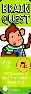 Brain Quest 2-3 ages