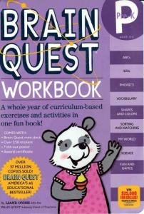 Brain Quest - Workbook PScool