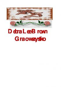 Brown Debra Lee Gra o wszystko