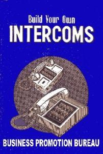 Build Your Own Intercoms - [BPB]