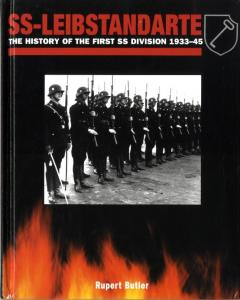 Butler R. - SS-Leibstandarte. The History of the First SS Division 1933-45