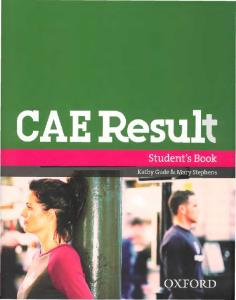 CAE Result (New Edition) Students Book