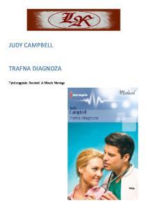 Campbell Judy - Harlequin Medical - Trafna diagnoza