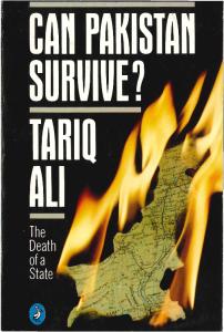 Can Pakistan Survive - Tariq Ali