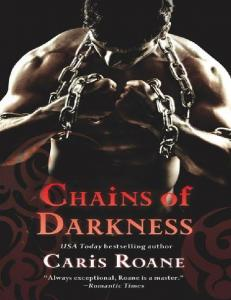 Caris Roane - Chains of Darkness