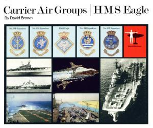 Carrier Air Groups HMS Eagle