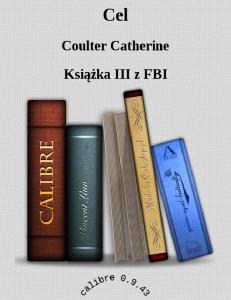 Catherine Coulter FBI 3 Cel
