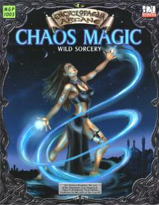 Chaos Magic Wild Sorcery