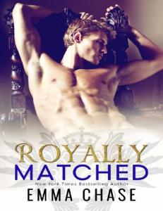Chase Emma - Royally Matched (Royally #2) -