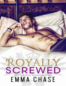Chase Emma - Royally Screwed (Royally #1) -