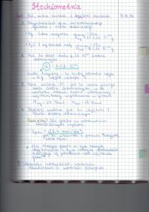 chemia notatki cz 1