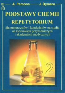 Chemia repetytorium A.Persona J.Dymara wydawnictwo Medyk Tom 2