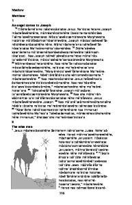 Cheyenne Bible - New Testament