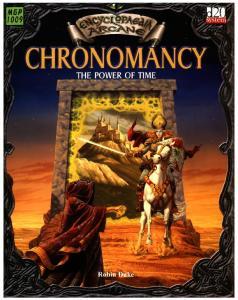Chronomancy The Power of Time