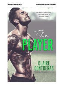 Claire Contreras The player