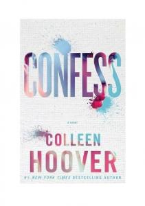 Colleen Hoover - Confess-1