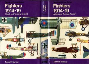 Colour Series - Fighters 1914-19. Attack and Training Aircraft
