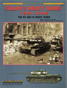 Concord Armor at War 7012 - Stalins Heavy Tanks 1941-45