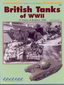 Concord Armor at War 7027 - British Tanks of WWII