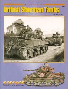 Concord Armor at War 7062 - British Sherman Tanks