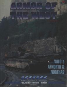 Concord Publication 4004 Armor of the West - NATOs Afnorth - Northag