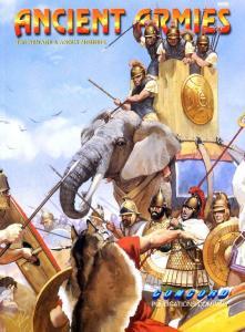 Concord Publication 6005 Ancient.Armies-History