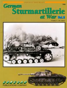 Concord Publication 7030 German Sturmartillerie at War Vol. 2