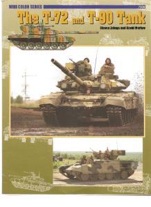 Concord Publication 7508 The T72-T90 Tank