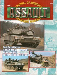Concord Publication 7801 Journal of Armored Assault & Heliborne Warfare Vol1