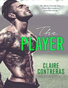 Contreras Claire - The Player -