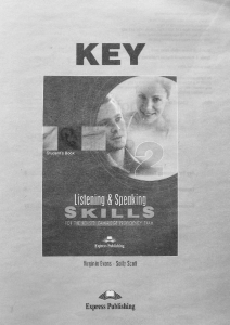 CPE Use of English 2 - Key - Virginia Evans (Express Publishing)