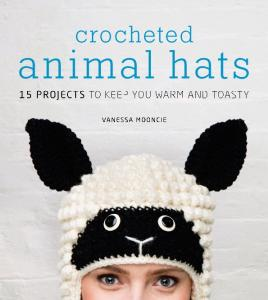 Crocheted Animal Hats (15 Project)