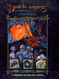 Dark Ages - Storytellers Companion (Sourcebook for Dark Ages - Vampire)