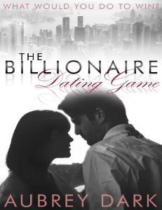 Dark Aubrey The Billionaire Dating Game (ang)